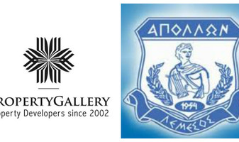 Apollon FC football academies sponshorship