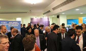 The Cyprus-Lebanon Business Forum, St. Raphael Hotel